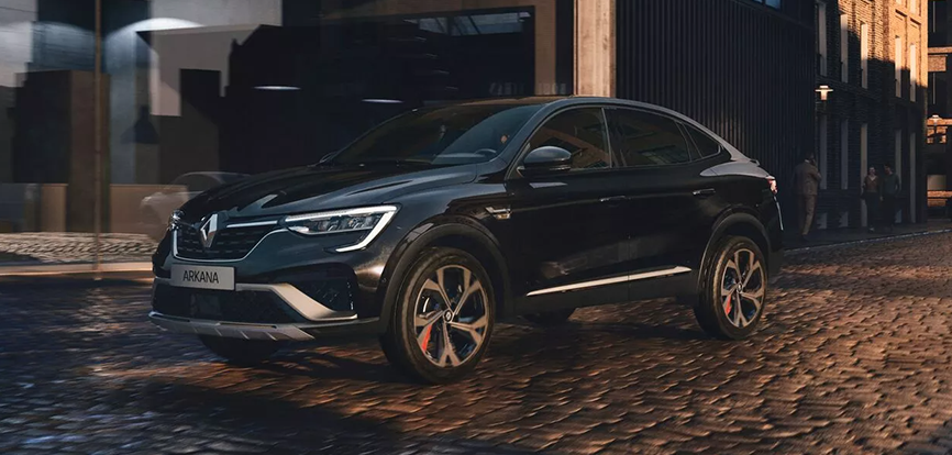 New Model Renault Arkana